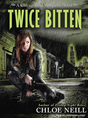 cover image of Twice Bitten